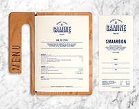 Gamine - Branding