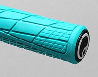 MTB Grip clamp design