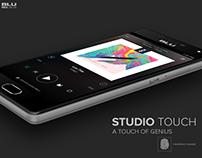 BLU Studio Touch Presentation Deck/Sales Guide