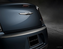 2015 Chrysler 300 Pre-Launch Marketing Teasers