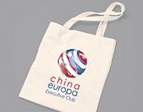 Logo China Europa Executive Club - Bags & markers