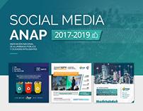 Social Media - ANAP