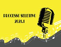 Processo Seletivo 2021.1 - Papo Design