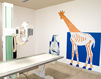 Environmental Graphics -Woman & Child Care Centre