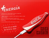 +Energía - Coca Cola