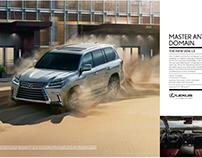 Lexus LX Campaign