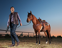 MONTANA RODEO - PRERODEO BOOTS CAMPAIGN