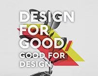AIGA Portland / Design for Good