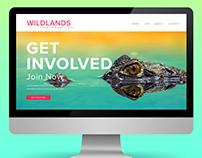 Wildlands Conservation Website 2017