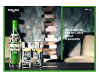 Moskovskaya Vodka official website
