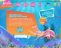 Hotsite Barbie