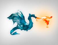 polythene dragon