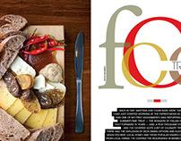 Magazine Page Design