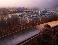 Prague and me
