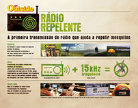 Radio Repelente - Go Outside
