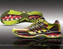 Adidas, X training footwear 2009
