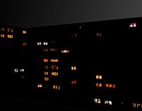 Blocks of flats