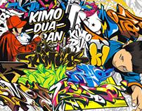 All Graffiti | All Kimo28