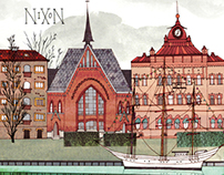 Nixon Album Design