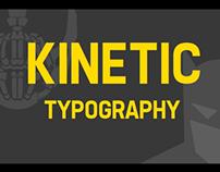 Kinetic Typography- Batman and Bane