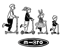 Illustration for 'Micro Scooters'