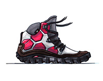 Vivobarefoot Boot
