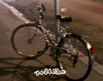 Willbe - Zebra Bike