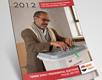 Yemen Early Presidential Elections Phase Report