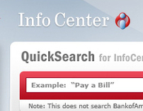 Bank of America - InfoCenter
