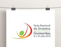| Concurso Logótipo Festa Nacional da Ginástica