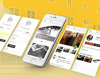 Mobile App do Site Folio - FBAUL