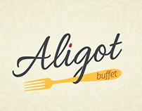 Branding - Aligot Buffet