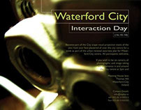 Waterford city Interaction day Poster