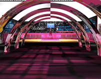 T-Mobile - NBA All-Star Exhibit