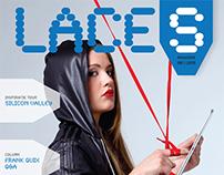 LACES magazine #1 - 2015