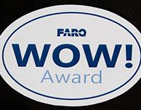 FARO Wow Award