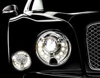 Bentley Mulsanne - утонченная роскошь