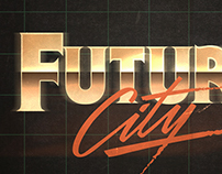 Future city records - Artwork