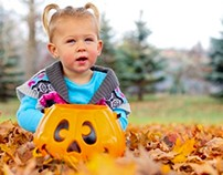 Fall Portraits - Lakyn