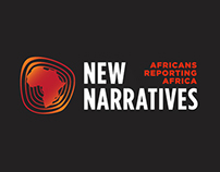 New Narratives Identity and Website