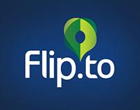 Flip.to Brand Identity