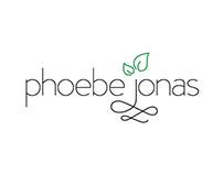 Phoebe Jonas Identity and Website Design