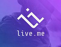 UI Design Project \\ live.me