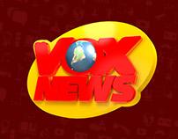 Logos Secundários Vox90