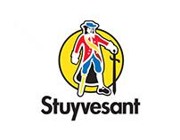 Stuyvesant Brand Identity