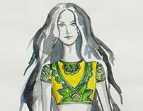 Fashion Illustrations-I