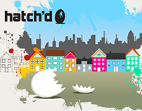Hatch'd, a social network for ideas