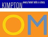 Kimpton Hotels | Presentation Materials