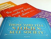 Kahani Designworks Postcards