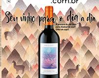 Capa Revista Wine